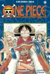 One Piece, Bd.2, Ruffy versus Buggy, der Clown - Eiichiro Oda