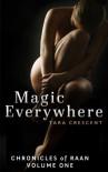Magic Everywhere (A BDSM Fantasy Novella): Chronicles of Raan Volume 1 - Tara Crescent