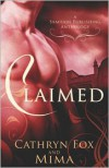 Claimed: Blood Ties / Future Found - Cathryn Fox, Mima