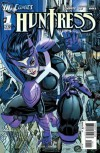 Huntress #1 (Huntress, Vol. 3 #1) - Paul Levitz, Marcus To, John Dell, Andrew Dalhouse