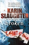 Broken (Georgia, #2) - Karin Slaughter
