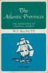 Atlantic Provinces (Oxford) - W. Stewart Macnutt
