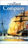 In Gallant Company (Richard Bolitho Novels # 3) - Alexander Kent,  Geoffrey Huband
