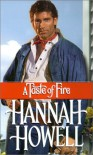 A Taste Of Fire - Hannah Howell