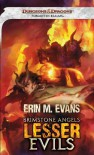 Brimstone Angels: Lesser Evils: A Forgotten Realms Novel (Dungeons & Dragons: Forgotten Realms) - Erin M. Evans