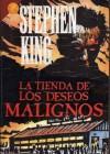 La tienda - Hernán Sabaté, Stephen King