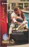 Bedroom Diplomacy (Harlequin Desire Series #2210) - Michelle Celmer