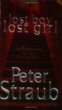 Lost Boy Lost Girl - Peter Straub