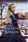 The Highlander's Bargain - Barbara Longley, Angela Dawe