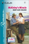 Mckinley'S Miracle (Harlequin Romance) - Mary Holder