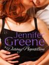 A Daring Proposition - Jennifer Greene,  Jeanne Grant