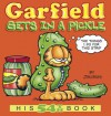 Garfield Gets in a Pickle: His 54th Book - Jim Davis