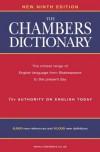 Chambers Dictionary - Chambers, Ian Brookes
