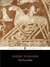 The Prose Edda - Snorri Sturluson, Jesse Byock