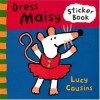 Dress Maisy Sticker Book - Lucy Cousins