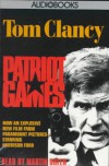 Patriot Games  - Tom Clancy, Martin Sheen