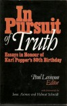 In Pursuit Of Truth: Essays On The Philosophy Of Karl Popper On The Occasion Of His 80th Birthday - Karl Popper