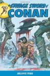 The Savage Sword of Conan, Volume 4 - Roy Thomas