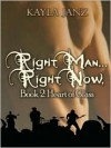 Heart Of Glass [Right Man ... Right Now Book 2] - Kayla Janz