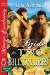 A Bride for Two Billionaires - Lola Newmar