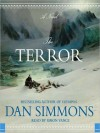 The Terror: A Novel (Audio) - Dan Simmons, Simon Vance