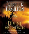 Divine Misdemeanors (Meredith Gentry, #8) - Laurell K. Hamilton, Laural Merlington