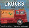Trucks: Whizz! Zoom! Rumble - Patricia Hubbell