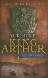 Dragon's Child  (The King Arthur Trilogy, #1) - M.K. Hume