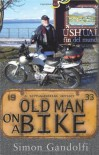 Old Man on a Bike - Simon Gandolfi