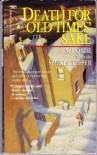 Death for Old Times' Sake - A.J. Orde