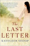 The Last Letter - kathleen shoop