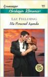 His Personal Agenda - Liz Fielding