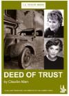 Deed of Trust - Claudia Allen