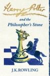 Harry Potter and the Philosopher's Stone (Harry Potter, # 1) - J.K. Rowling