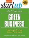Start Your Own Green Business - Entrepreneur Press,  Rich Mintzer