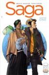 Saga #1 - Brian K. Vaughan