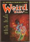 WEIRD TALES 297 - Thomas Ligotti,  John Brunner,  Patricia Anthony,  Susan Schwartz,  Ardath Mayhar,  Gerald Pearce,  Ann Schwader,  Frank Kelly Freas et al Weird Tales