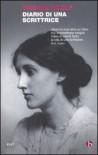 Diario di una scrittrice - Virginia Woolf, Giuliana De Carlo