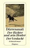 Der Richter und sein Henker. Der Verdacht. Die zwei Kriminalromane um Kommissär Bärlach. - Friedrich Dürrenmatt