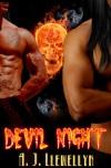 Devil Night - A.J. Llewellyn