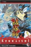 Kekkaishi, Volume 16 - Yellow Tanabe