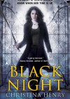 Black Night - Christina Henry