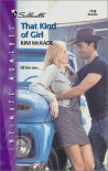 That Kind Of Girl - Kim McKade