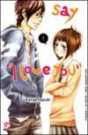 Say I love you 1 - Kanae Hazuki