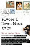 Places I Never Meant To Be: Original Stories by Censored Writers - Susan Beth Pfeffer, Katherine Paterson, Judy Blume, Walter Dean Myers, Julius Lester, Rachel Vail, David Klass, Norma Fox Mazer, Paul Zindel, Chris Lynch, Norma Klein, Jacqueline Woodson, Harry Mazer