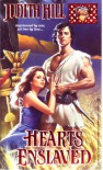 Hearts Enslaved (Lovegram historical romances) - Judith Hill