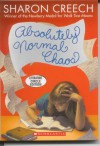Absolutely Normal Chaos - Sharon Creech