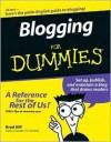 Blogging for Dummies -