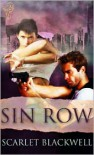 Sin Row - Scarlet Blackwell