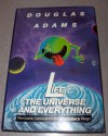 Life, The Universe and Everything: The Cosmic Conclusion to the Hitchhiker's Trilogy! - Douglas Adams